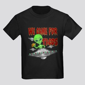 WE CAME FOR THE TACOS T-Shirt