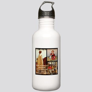 Kindness Compassion Stainless Water Bottle 1.0L