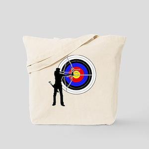 archery man Tote Bag