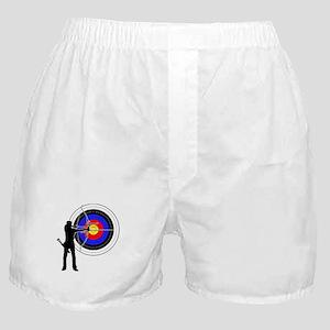 archery man Boxer Shorts