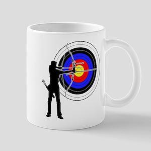 archery man Mug