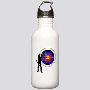 archery man Stainless Water Bottle 1.0L