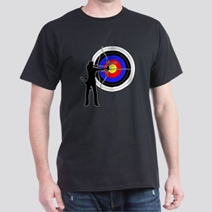 archery man Dark T-Shirt