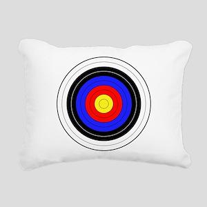 archery Rectangular Canvas Pillow