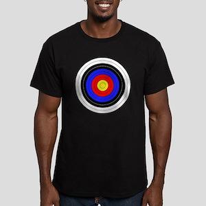 archery Men's Fitted T-Shirt (dark)