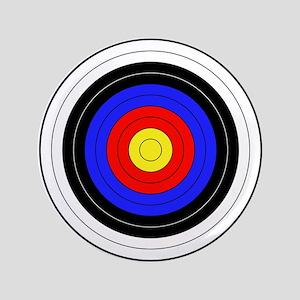 "archery 3.5"" Button"