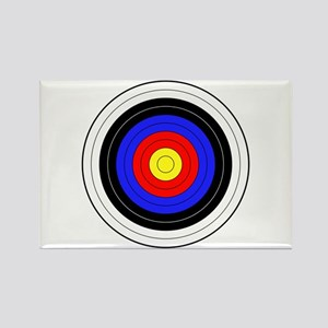 archery Rectangle Magnet