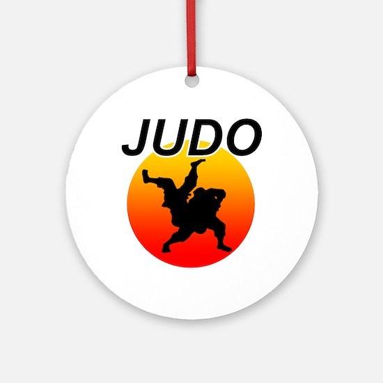 JUDO Ornament (Round)