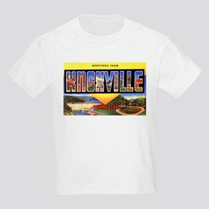Knoxville Tennessee Greetings (Front) Kids T-Shirt