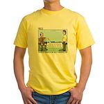 Scout Run Yellow T-Shirt