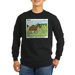 Trojan Horse Long Sleeve Dark T-Shirt
