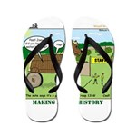Trojan Horse Flip Flops