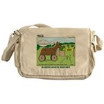 Trojan Horse Messenger Bag