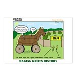 Trojan Horse Postcards (Package of 8)