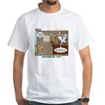 Wildlife Management White T-Shirt