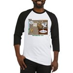 Wildlife Management Baseball Jersey