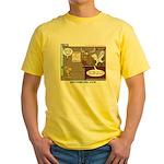 Wildlife Management Yellow T-Shirt
