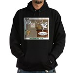 Wildlife Management Hoodie (dark)