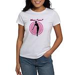 Wanna Fence Women's T-shirt
