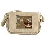 Wildlife Management Messenger Bag