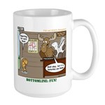 Wildlife Management Large Mug