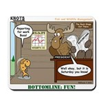 Wildlife Management Mousepad