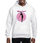 Wanna Fence? Hooded Sweatshirt