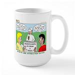 Orienteering Large Mug