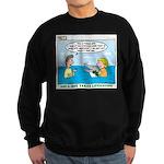 Lifesaving Sweatshirt (dark)