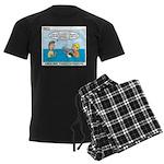 Lifesaving Men's Dark Pajamas