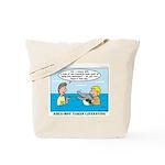 Lifesaving Tote Bag
