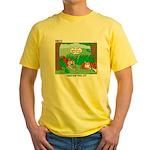 Golf Yellow T-Shirt