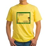 Leave No Trace Yellow T-Shirt