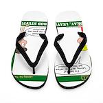 Leave No Trace Flip Flops