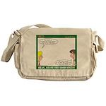 Leave No Trace Messenger Bag