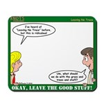 Leave No Trace Mousepad