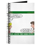 Leave No Trace Journal