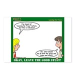 Leave No Trace Postcards (Package of 8)