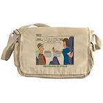 First Class Messenger Bag