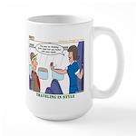 First Class Large Mug