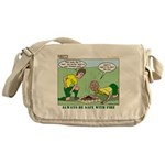 Fire Safety Messenger Bag