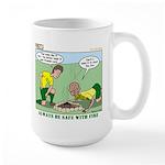 Fire Safety Large Mug