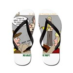 Cross Over Flip Flops