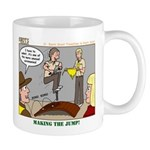 Cross Over Mug