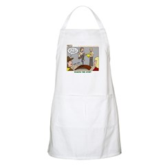 Cross Over Apron