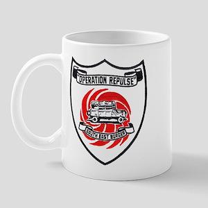 Rhodesia Operation Repulse Mug