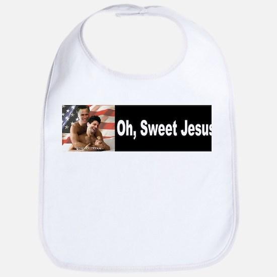 Oh, Sweet Jesus Bib