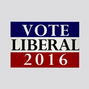 Vote Liberal 2016 Rectangle Magnet
