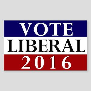 Vote Liberal 2016 Bumper Sticker