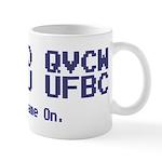 MS60 QVCW 1VKU UFBC Game On Mug